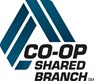 Co-op shared branch.